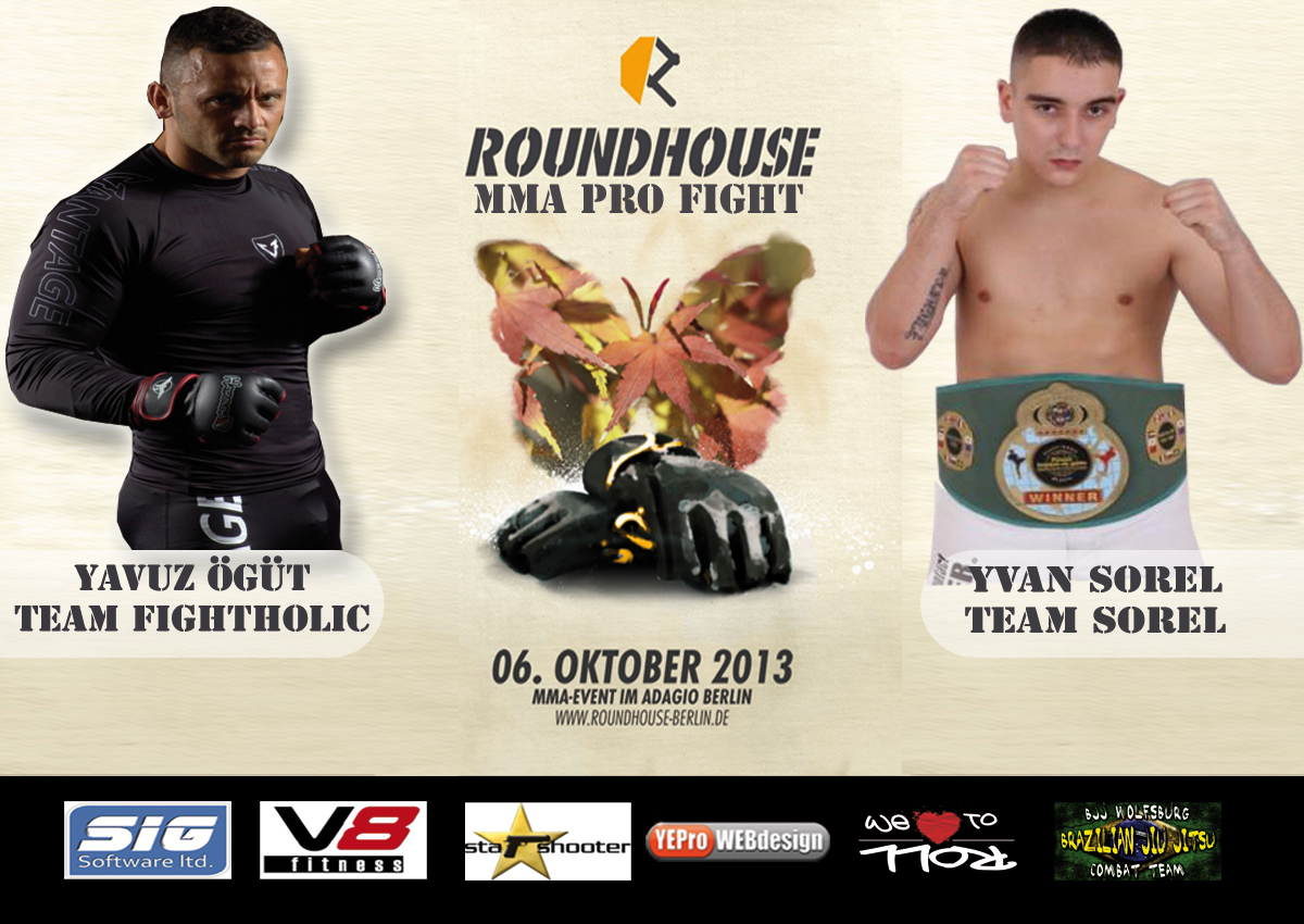Fightcard - Roundhouse