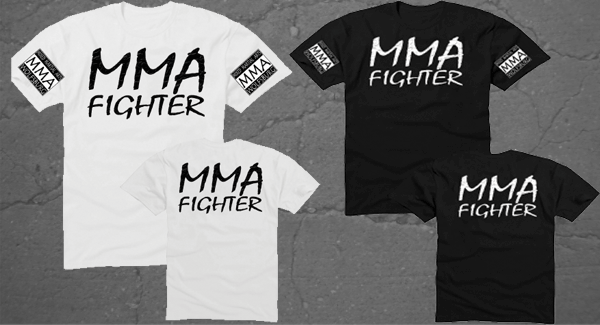 MMA Fighter T-Shirt